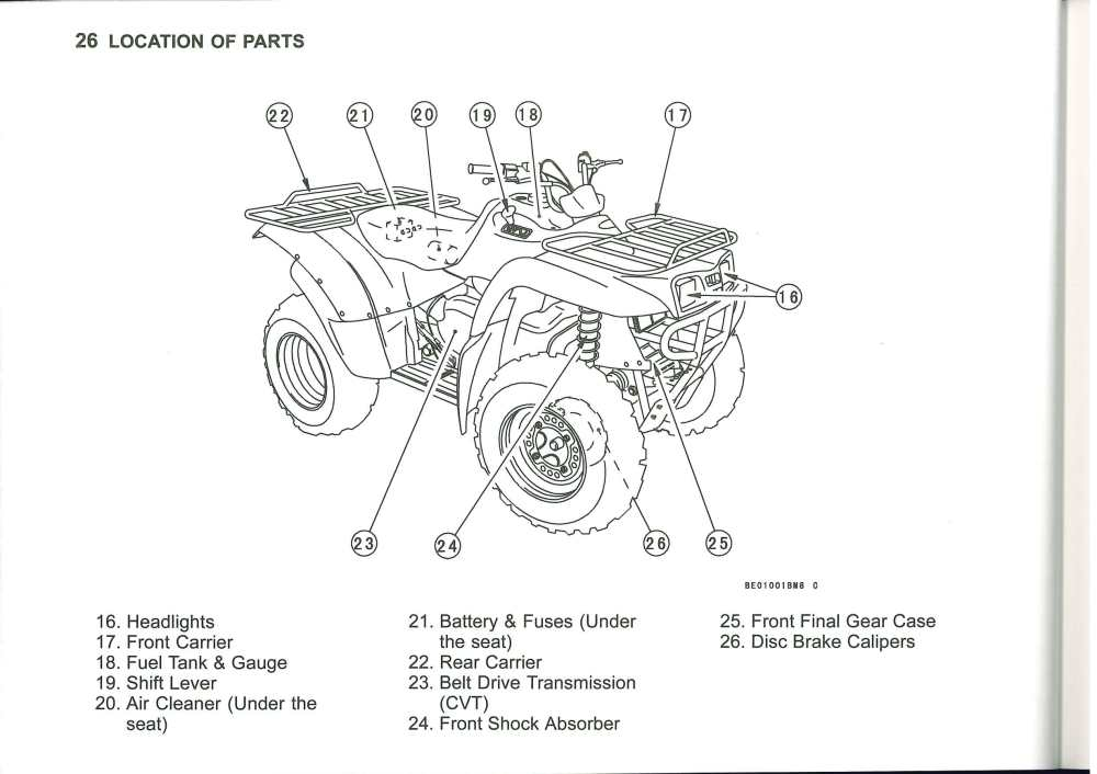 medium resolution of kawasaki prairie 360 fuse box wiring diagram world 2003 kawasaki 360 engine diagram