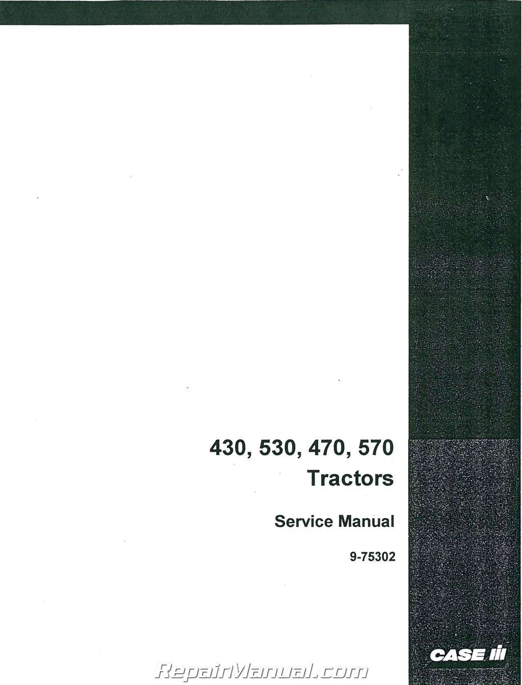 hight resolution of case ih u 95 105 115 service manual farmall pdf scribd online preview it covers 540 630 specific scribd is world s largest social reading publishing
