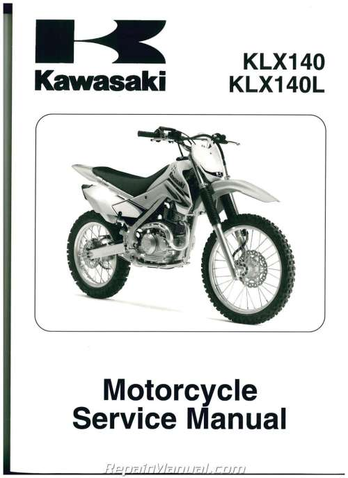 small resolution of klx140 wiring diagram