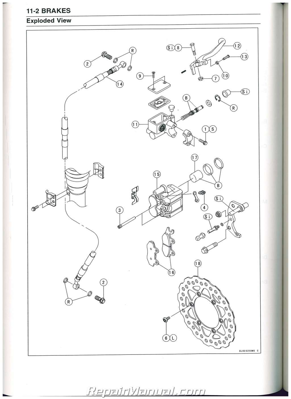 hight resolution of klx140 wiring diagram