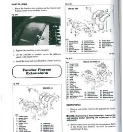 1999 arctic cat 500 4x4 400 4x4 300 4x4 300 2x4 250 2x4 atv service manual [ 1024 x 1325 Pixel ]