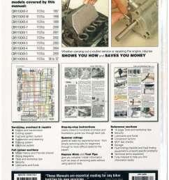 haynes honda cbr1100xx 1997 2007 motorcycle repair manual h3901 electrical wiring cbr1100xx wiring diagram [ 1024 x 1325 Pixel ]