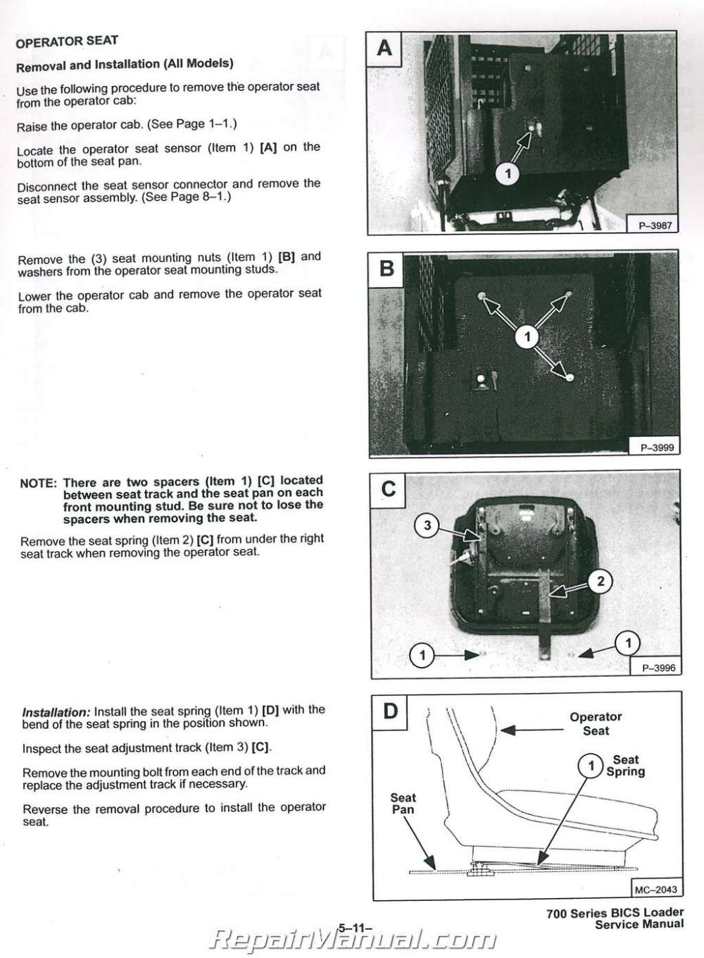 medium resolution of 763 bobcat wiring diagram bobcat 751 753 763 773 includes h series for 753 service 743