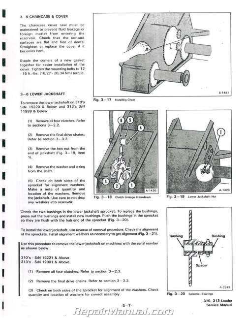 small resolution of bobcat 310 313 371 service manualbobcat 310 wiring schematic 3