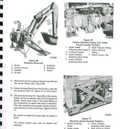 ford 555a 555b 655a tractor loader backhoe printed service manual rh repairmanual com ford 555 backhoe [ 1024 x 1340 Pixel ]