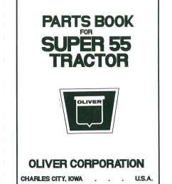 oliver super 55 wiring diagram [ 1024 x 1325 Pixel ]