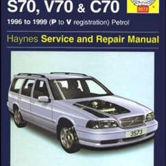 1999 Volvo V70 Stereo Wiring Diagram Vw T4 C70 Parts Toyskids Co Haynes 1996 S70 Auto Repair Workshop Manual 2004 List