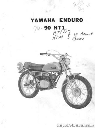 1982-1984 Suzuki GS1100G Motorcycle Service Manual