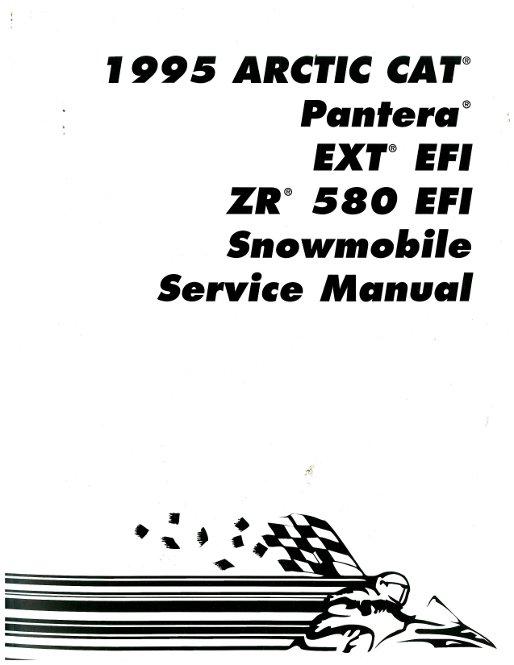 1995 Arctic Cat Pantera 580