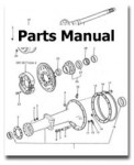 Oliver & Cockshutt 1365 1370 Tractor Parts Manual