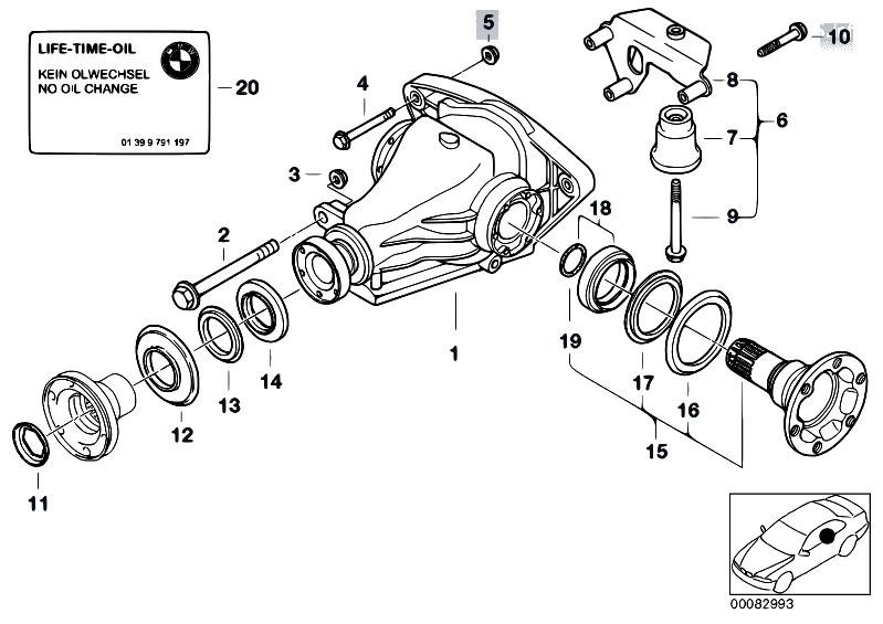 Download 2004 BMW 545I Service and Repair Manual « Repair