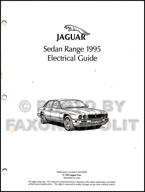 Download 1995-1997 JAGUAR XJ6 X300 XJ12 Service Manual