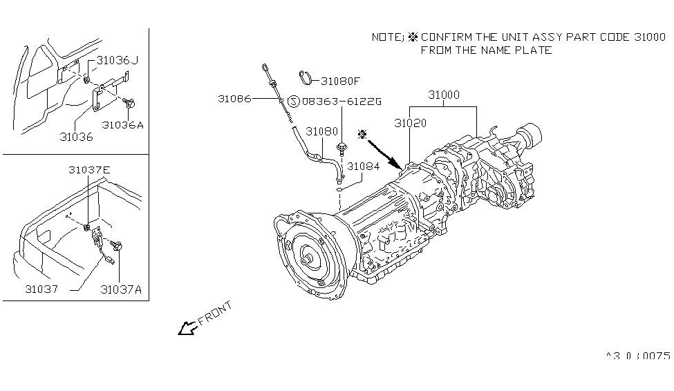 Nissan/Datsun Pick-up and Pathfinder Automotive Repair