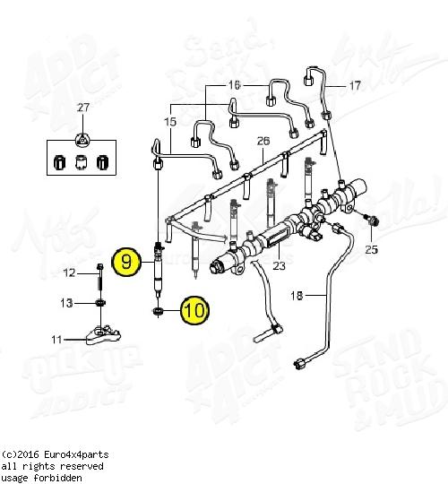 Download SSANGYONG KYRON EURO 4 Engine D27DTP D27DT Full