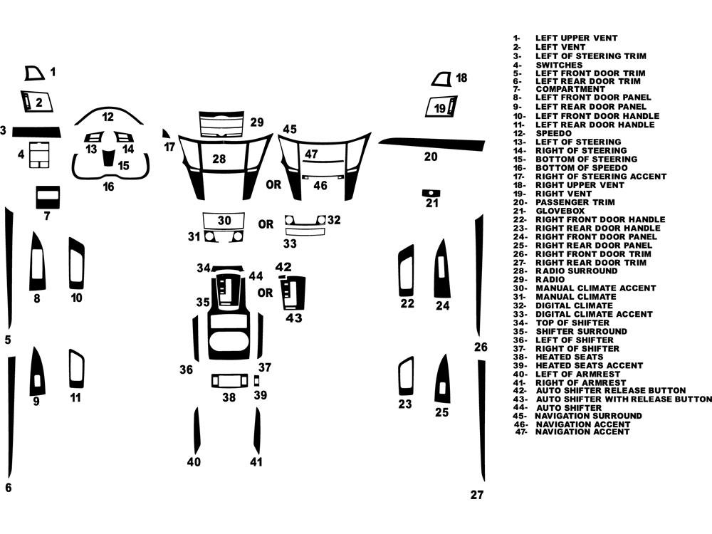 Download SUBARU OUTBACK Shop Manual 2000-2010