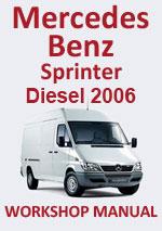 Mercedes benz sprinter repair manual pdf