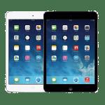 iPad mini 2 Jahr: 2013 / 2014 Model: (A1489, A1490, A1491)