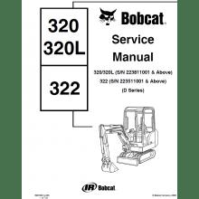 Download OEM Bobcat Parts, Service & Repair Publications