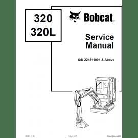Bobcat 316 Skid Steer Parts Manual PDF Download