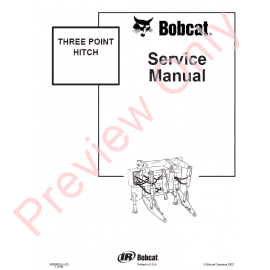 Download Bobcat S250/S300 Turbo Parts Diagram Manual PDF