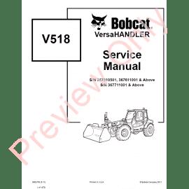 Bobcat 14, 18 Hyd, 24 Hyd, Surface, 40 Hyd, Curb Planers