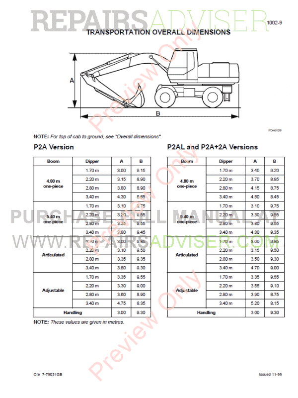 Case 1188 Hydraulics Excavators Schematic Set PDF Download