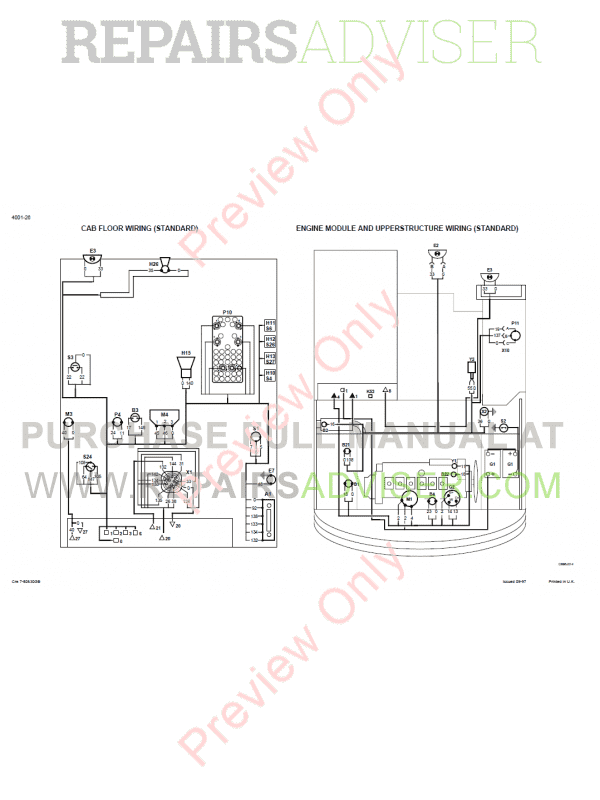 Case 588 Crawler And Wheeled Excavators Manual PDF Download
