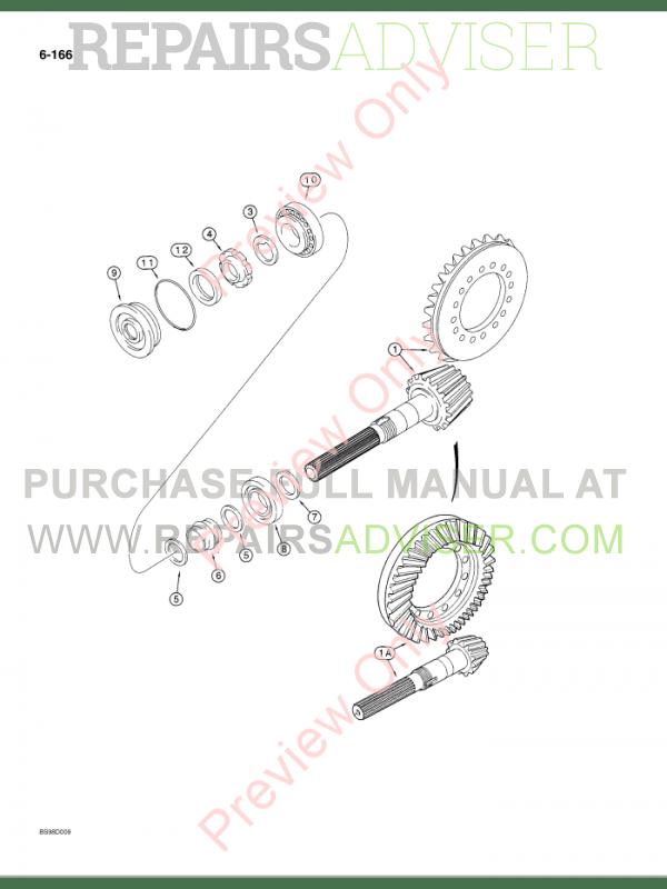 Case 580 Super L Series 2 Loader Backhoe Parts Catalog