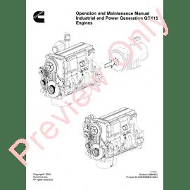 Cummins C8.3 Series Engine Owners Manual Download