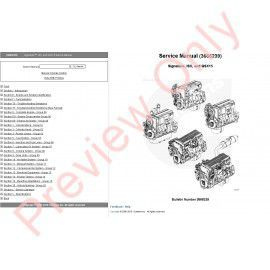 Cummins Service and Troubleshoot Manuals in PDF Format