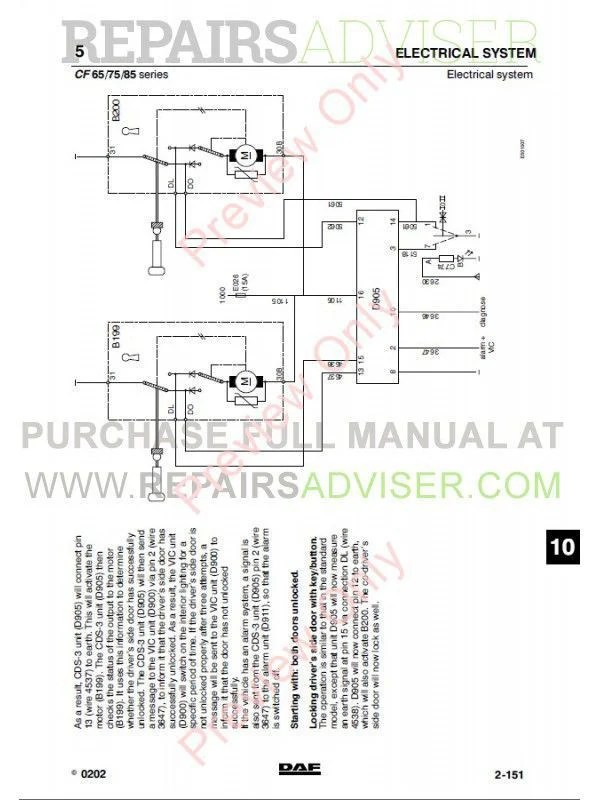 DAF_Truck_CF65_CF75_CF85_Wiring_Diagram_Manual_5 800x800?resize\=665%2C665\&ssl\=1 daf 45 150 wiring diagram wiring diagram PV Diagram at bakdesigns.co