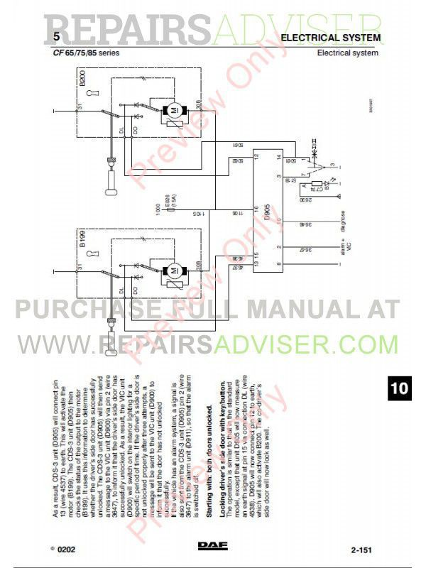 DAF_Truck_CF65_CF75_CF85_Wiring_Diagram_Manual_5 800x800?resize\=665%2C665\&ssl\=1 daf 45 150 wiring diagram wiring diagram PV Diagram at edmiracle.co
