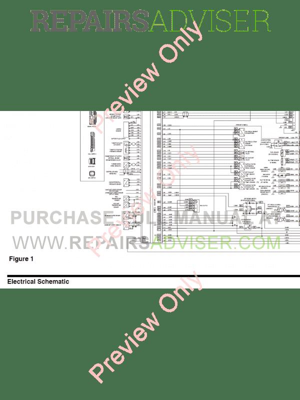 Doosan DX180LC-3 Hydraulic Excavator Schemes Set of PDF