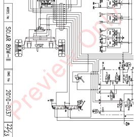 Doosan DX160W Wheel Excavator Wiring Diagram of PDF Download