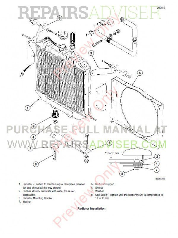 Fiat Kobelco SL30B Skid Steer Loader Service Manual PDF Download