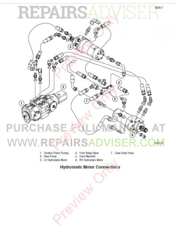Fiat Kobelco SL30B Skid Steer Loader Service Manual PDF