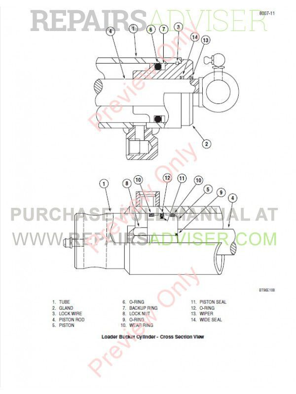 Fiat Kobelco SL30B Skid Steer Loader Service Manual PDF