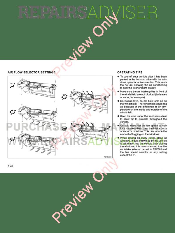 Hino Diesel Engines 6, 4 Cylinders 2010 PDF Owners Manual