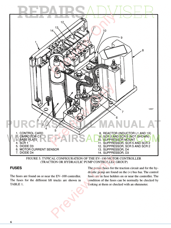 Starter Wiring Diagram For Ford 6610 Tractor