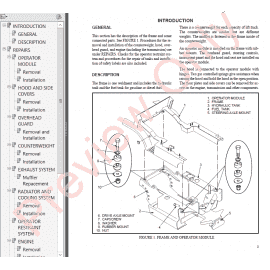 Download Terex Parts, Service & Repair Publications in PDF