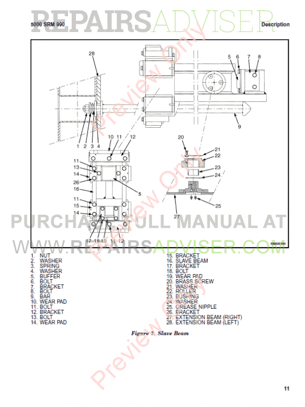 Hyster Class 5 For B214 Internal Combustion Engine Trucks