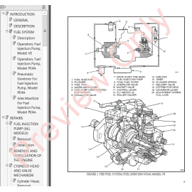 Hyster Class 5 For C007 Europe Internal Combustion Engine