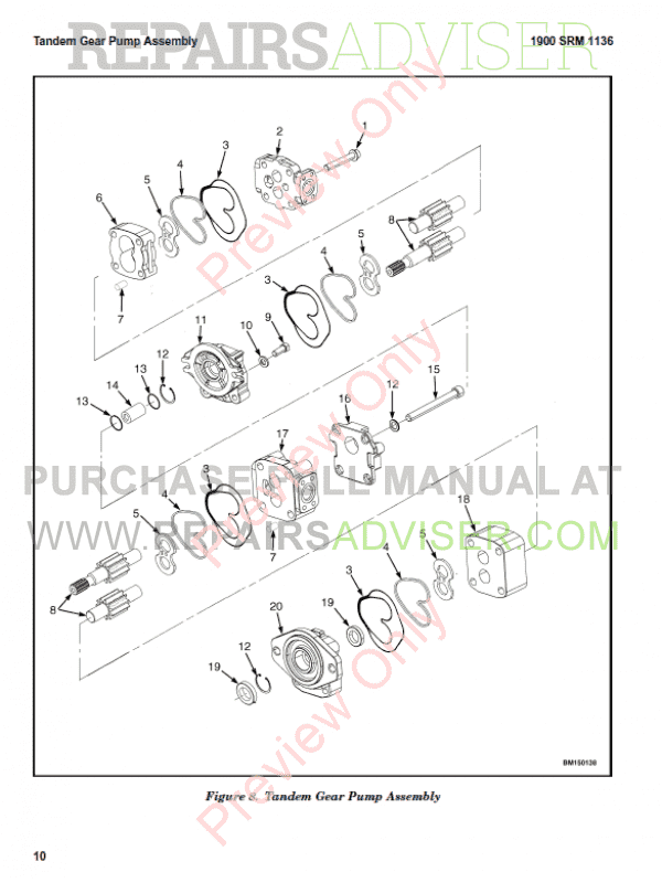 Hyster Class 5 For J006 Internal Combustion Engine Trucks