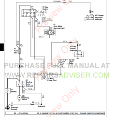 John Deere Wiring Diagram L100 Mirror Ray Simulation For Online L110 L120 L130 File Wh12058 345