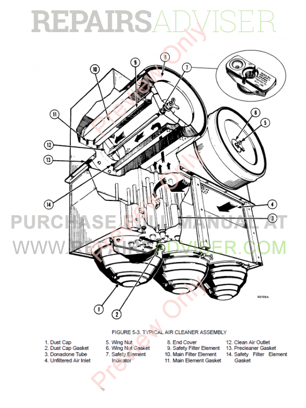 Komatsu 730E Trolley Dump Truck Set of PDF Manuals Download