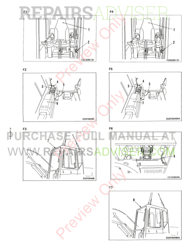 Komatsu PC120-150HD, NHD/180LC/LLC, 0NLC-5K Shop Manual PDF