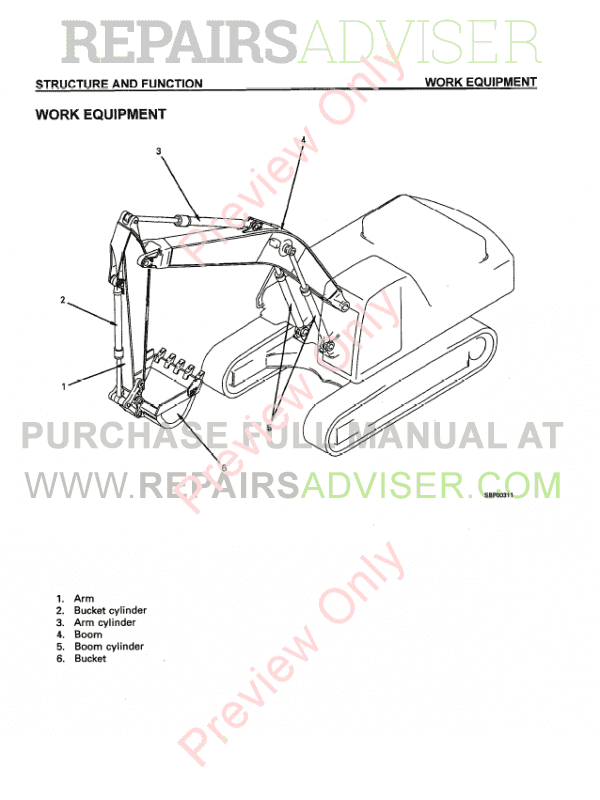 Komatsu PC400-450LC-6 Excavator Shop Manual PDF Download