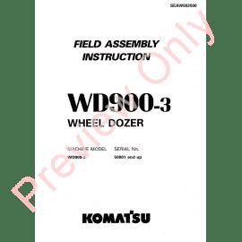 Komatsu PC200-7 PC200LC-7 PC220-7 PC220LC-7 Hydraulic