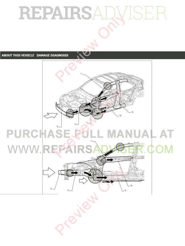 Lexus IS300H Repair Manual (04/2013) Download