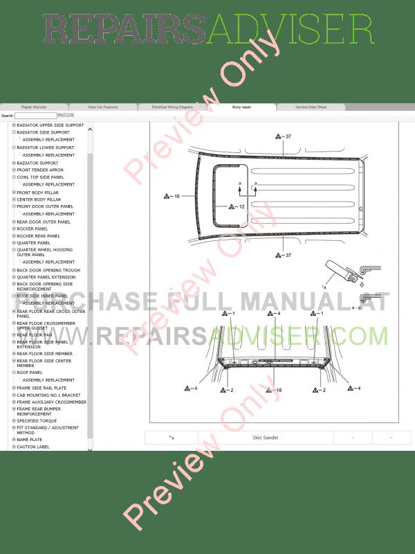 Lexus LX450D LX570 PDF Manual (09.2015) Download